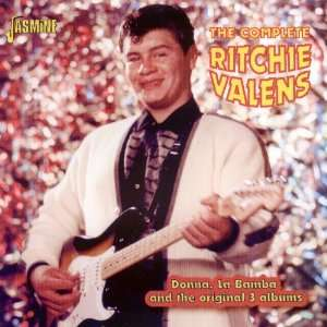 Ritchie Valens [ORIGINAL RECORDINGS REMASTERED] Ritchie Valens Music