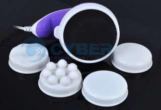 Massager Handheld Full body Fat Remove Slim Machine Set 3 Head