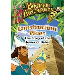 Bugtime Adventures Construction Woes Willie Aames,   Movies & TV