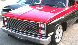 1984 1985 1986 1987 GMC Pickup Billet Grille Grill
