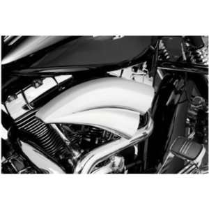 ARLEN NESS DOUBLE BARREL AIR CLEANER 4 HARLEY TWIN CAM