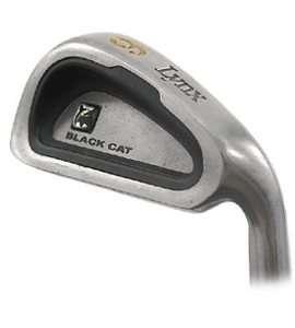 Lynx Black Cat Iron set Golf Club