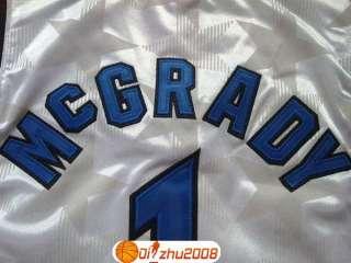TRACY McGRADY Orlando Magic #1 NBA AUTHENTIC Jerseys