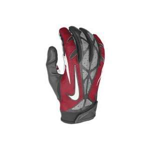 Nike Vapor Jet 2.0 Receiver Glove   Mens   Maroon/Black/White