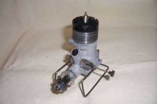 35 STUNT CONTROL LINE MODEL AIRPLANE ENGINE.EXCELLENT VERY NICE