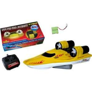 Twin engine RC Jet Boat: Toys & Games