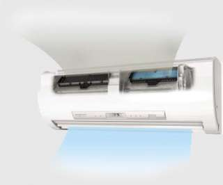 12000 BTU Mitsubishi MR.SLIM Ductless Mini Split Air Conditioner SEER
