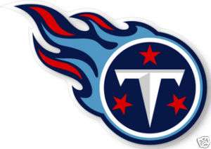 TENNESSEE TITANS   NFL Logo wall,window,sticker,decal