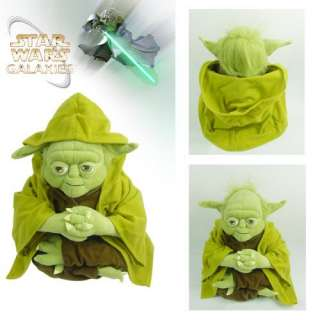 Star Wars YODA 11 Soft Stuffed Plush Doll Toy