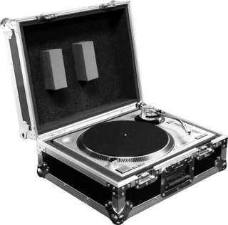 Medium Duty Turntable Case Fits Technics 1200 & Other Brands (ma1200e